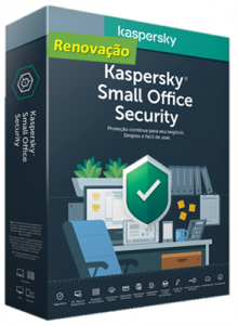 Kaspersky Small Office Security RENOVAÇÃO - Download